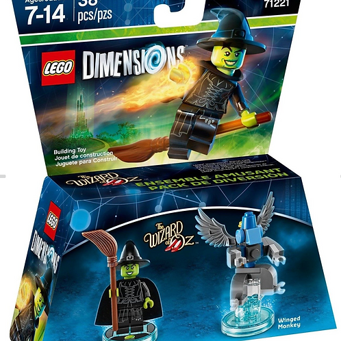 Lego Dimensions 71221 Wicked Witch