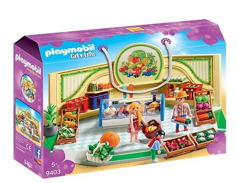 Playmobil 9403 City Grocery Shop