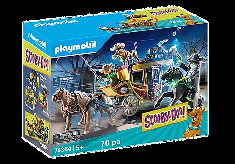 Playmobil 70364 SCOOBY-DOO! Adventure in the Wild West
