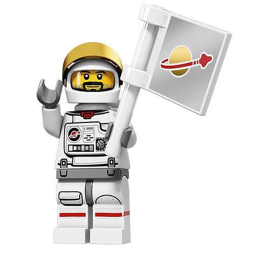Lego Minifigür Seri 15 Astronaut