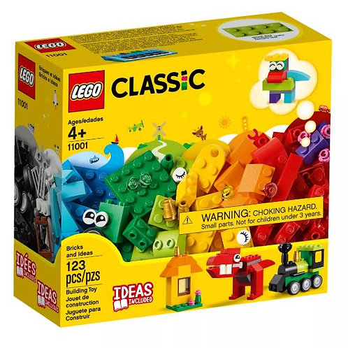 Lego Classic 11001 Classic Bricks and Ideas