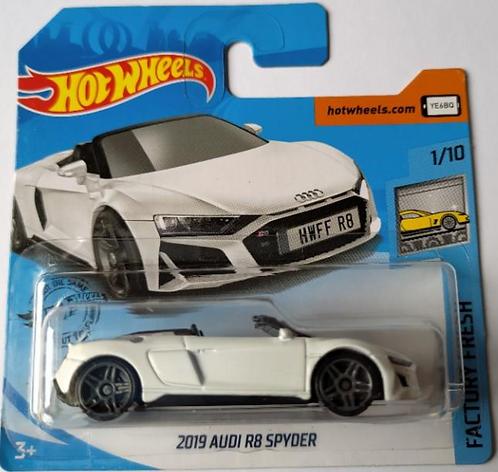 Hot Wheels 2019 Audi R8 Spyder