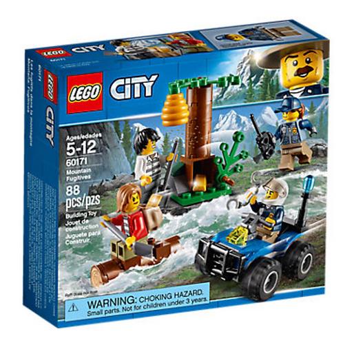 Lego City 60171 Mountain Police Mountain Fugitives