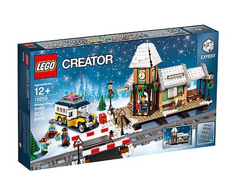 Lego Creator 10259 Winter Village Station