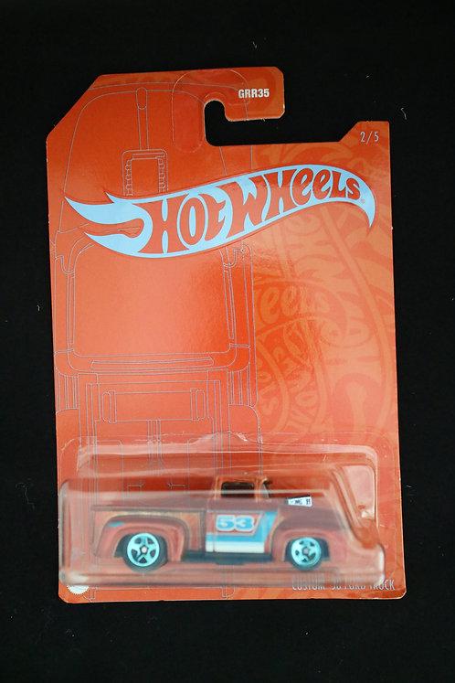 Hot Wheels Custom '50 Ford Truck