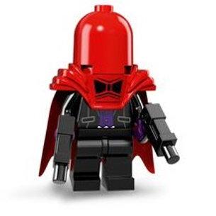 Lego Minifigür Batman Seri 1 Red Hood
