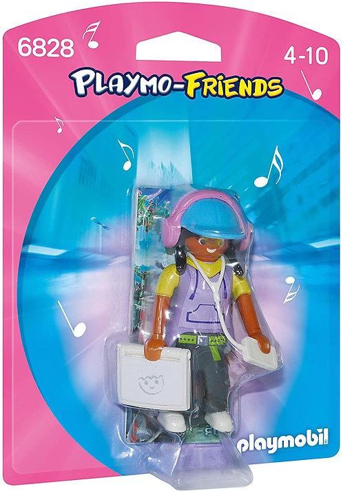 Playmobil 6828  Multimedya Girl