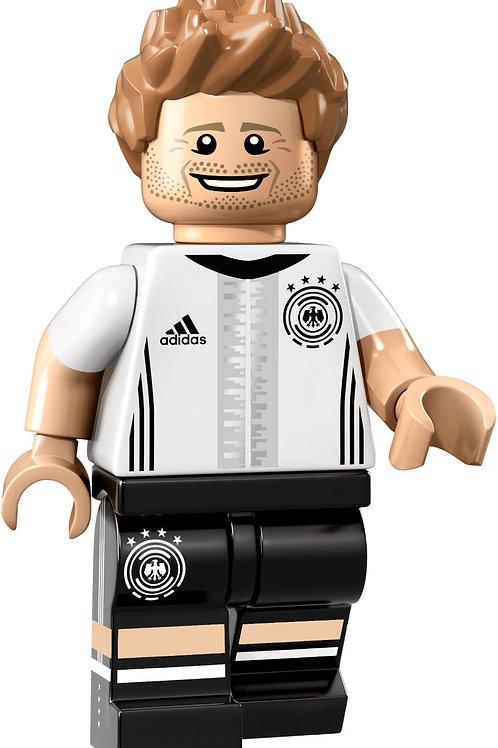 Lego Minifigür Seri DFB Benedikt Höwedes