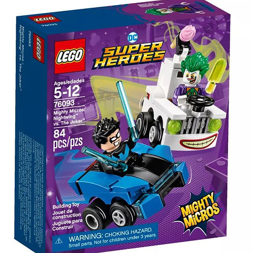 Lego Super Heroes 76093 Mighty Micros: Nightwing™ vs. The Joker™