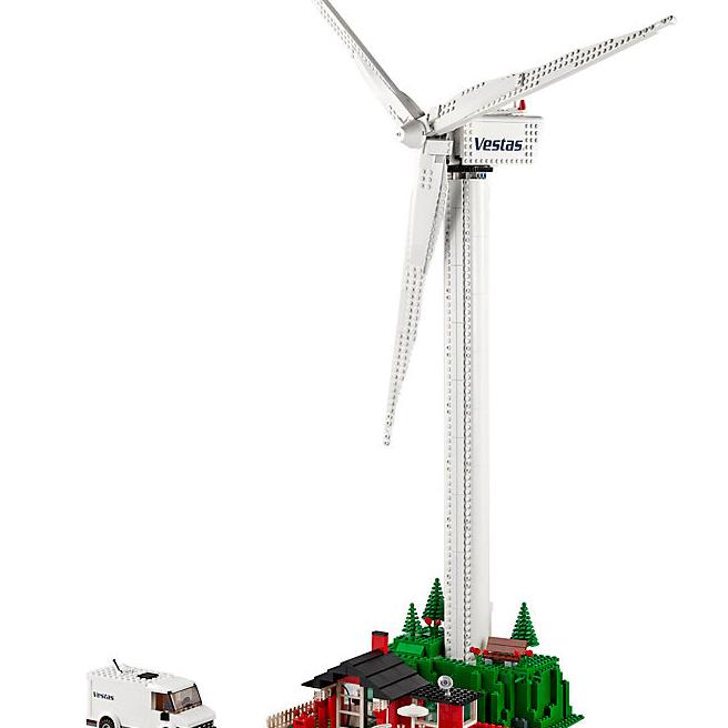 Lego Creator 10268 Vestas Wind Turbine | Lego Satış