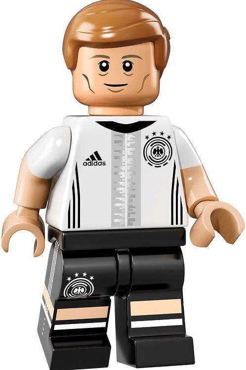 Lego Minifigür Seri DFB Toni Kroos No:10