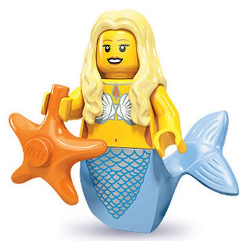 Lego Minifigür Seri 9 Mermaid No:12