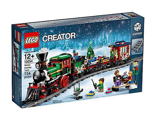 OTULET - Lego Creator 10254 Winter Holiday Train