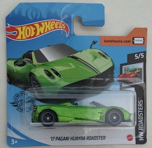 Hot Wheels '17 Pagani Huayra Roadster