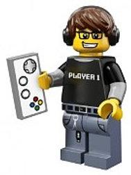 Lego Minifigür Seri 12 Video Game Guy
