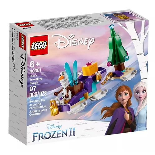 Lego Disney Frozen 2 40361 Olaf's Traveling Sleigh