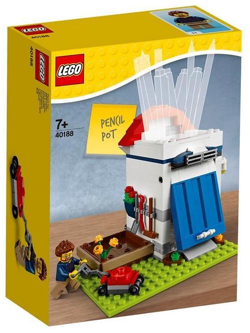 Lego 40188 Pot Pencil (Kalemlik)