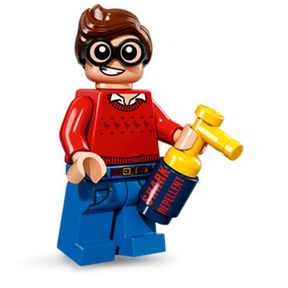 Lego Minifigür Batman Seri 1 Dick Grayson