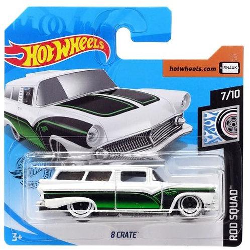 Hot Wheels B Crate