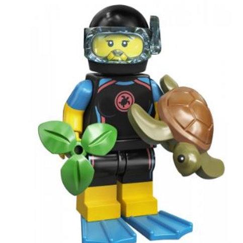Lego Minifigür Seri 20 - 12 Numara