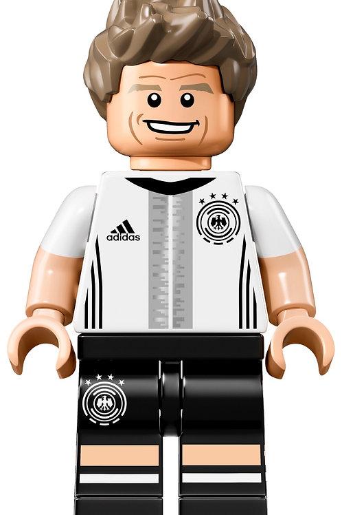 Lego Minifigür Seri DFB Thomas Müller No:9