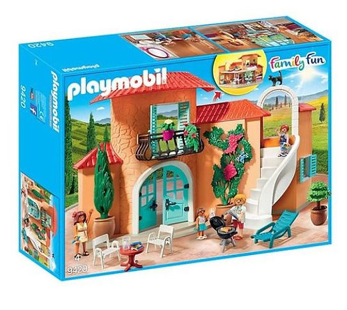 Playmobil Family Fun Summer Villa 9420