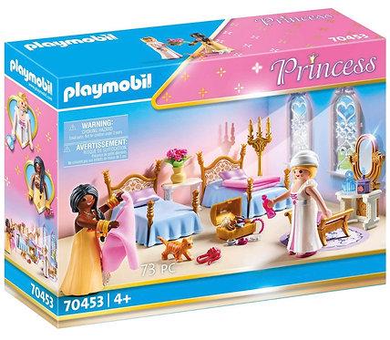 Playmobil Royal Bedroom 70453 Princess World Playset