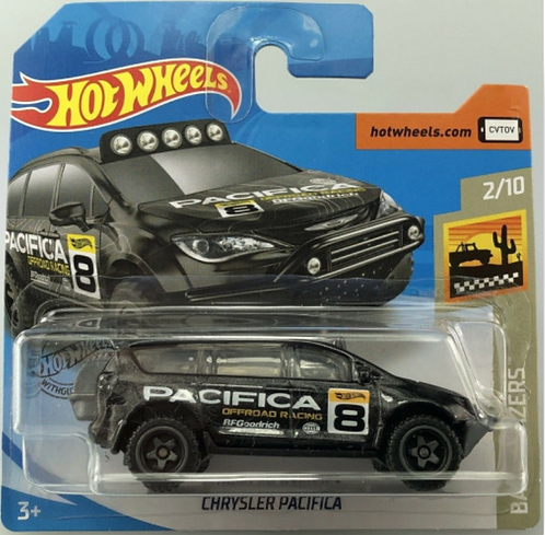 Hot Wheels Chrysler Pacifica