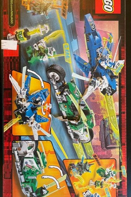 OUTLET - LEGO Ninjago 70672 Cole'un Arazi Motosikleti