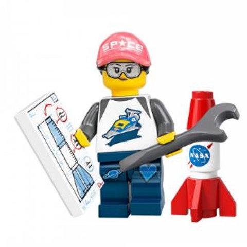 Lego Minifigür Seri 20 - 6 Numara