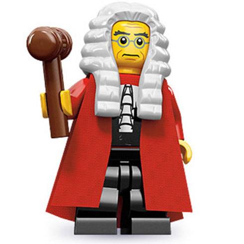 Lego Minifigür Seri 9 Judge No:10