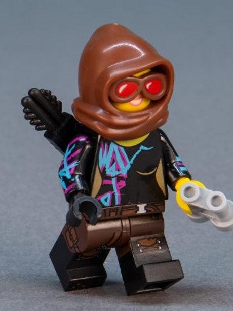 Lego Movie 2 Minifigure Series No:2 Apocalypseburg Lucy