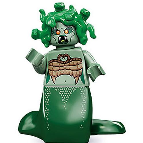 Lego Minifigür Seri 10 Medusa No:2