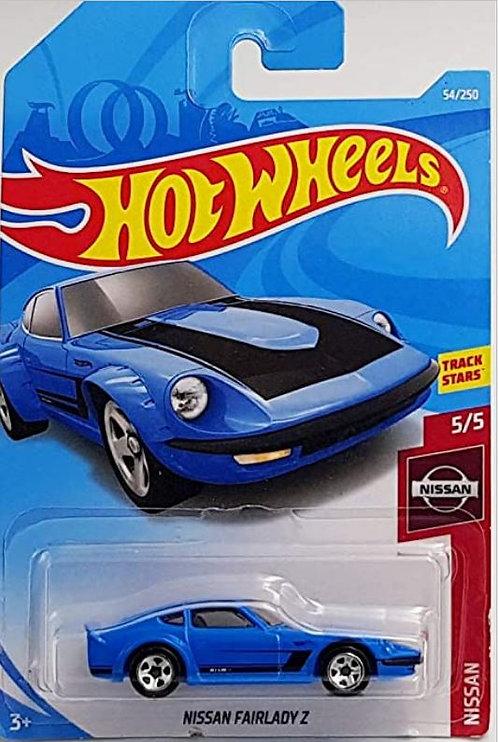 Hot Wheels Nissan Fairlady Z 5/5