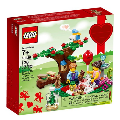Lego 40236 Romantik Sevgililer Günü Pikniği