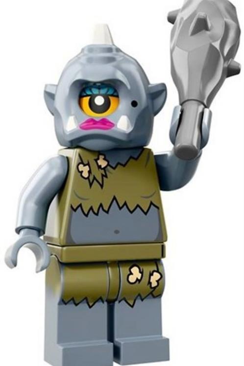 Lego Minifigür Seri 13 Lady Cyclops No:15