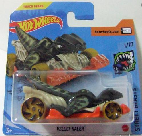 Hot Wheels Veloci-Racer