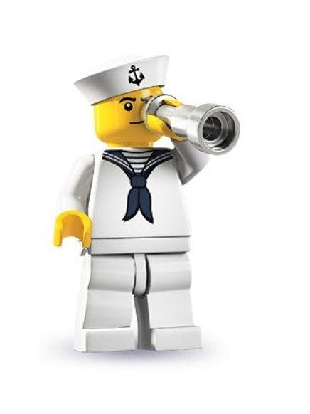 Lego Minifigür Seri 4 Sailor