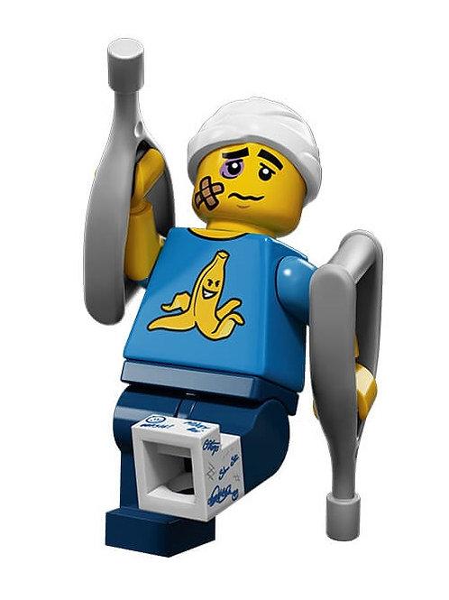 Lego Minifigür Seri 15 Clumsy Guy