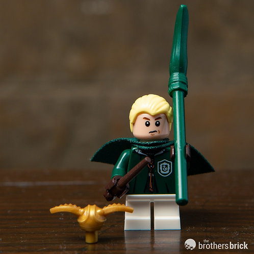 Draco Malfoy™ in Quidditch™ Robes