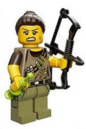Lego Minifigür Seri 12 Dino Tracker