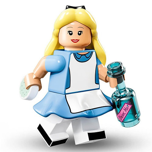 Lego Minifigür Disney Alice