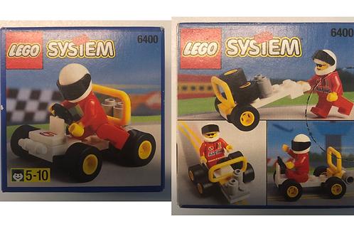 Lego System 6400 Go-Kart