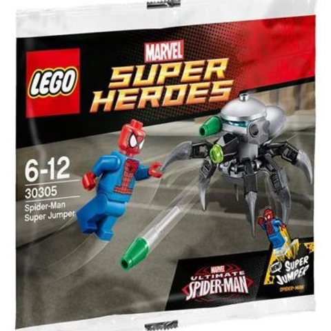 Spider-Man Super Jumper polybag 30305