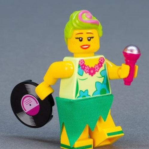 Lego Movie 2 Minifigure Series No:7 Hula Lula