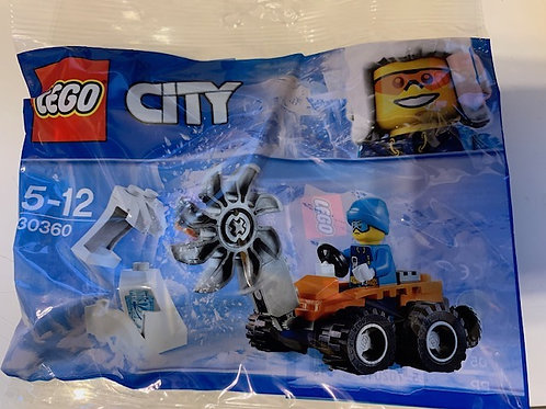 Lego Polybag 30360 City
