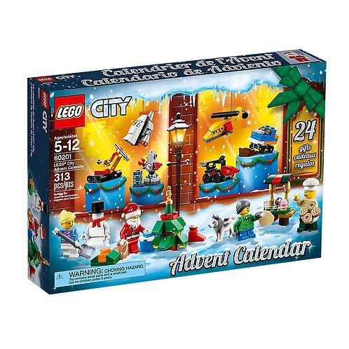 Lego City 60201 Advent Calendar