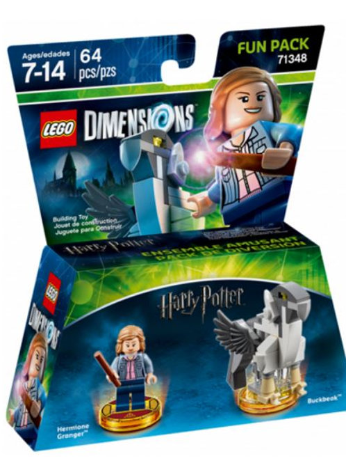 Lego Dimensions 71348 Harry Potter (Hermione Granger and Buckbeak)