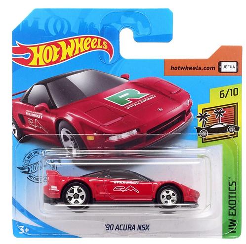 Hot Wheels '90 Acura NSX