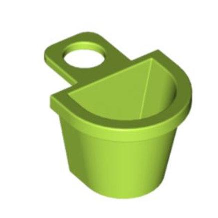 Part 4523 Minifigure, Container D-Basket